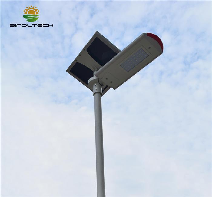 Split 40w Led Solar Street Light Snf 240