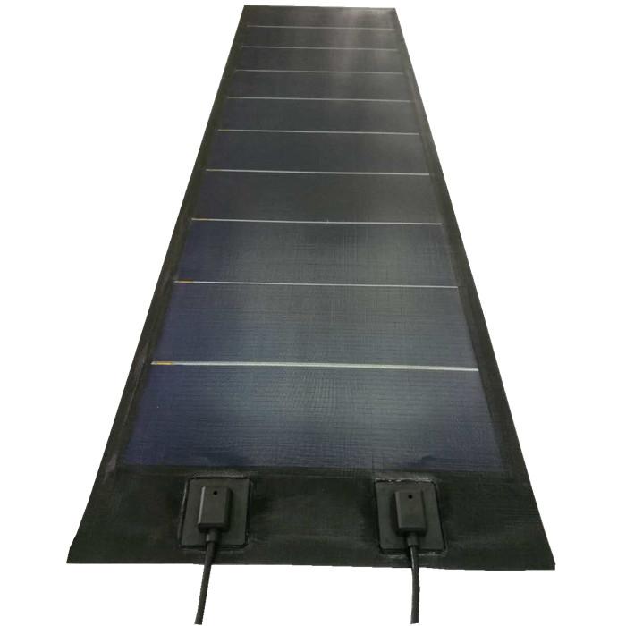 72w flexible solar panel
