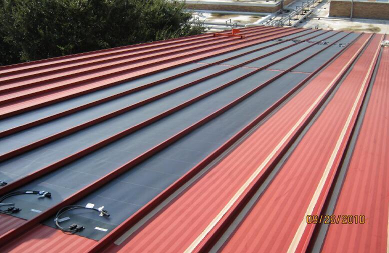 flexible roofing panel