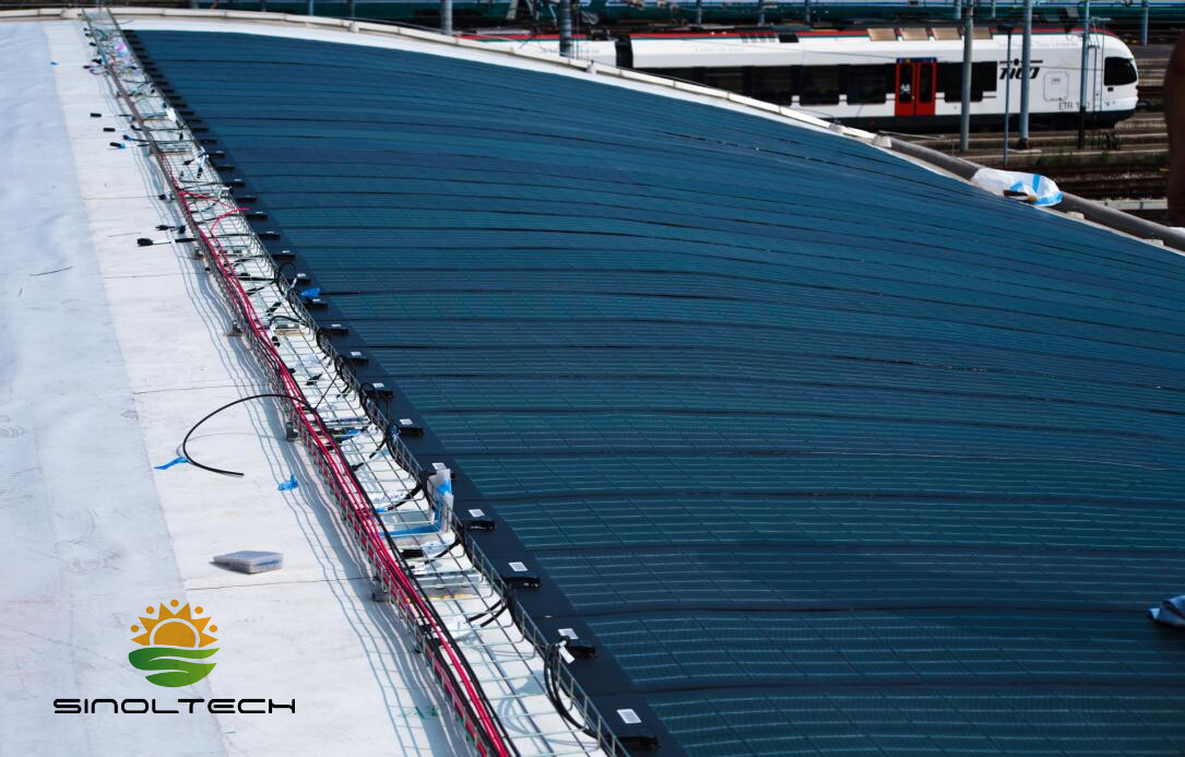CIGS FLEX MODULE for membrane roof