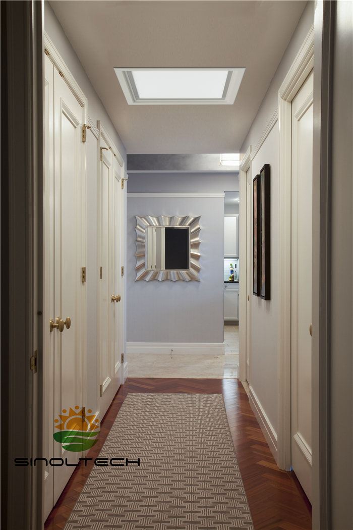 solar led for hallway lighting