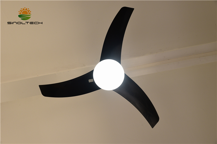 HANGING CEILING FAN WITH LED