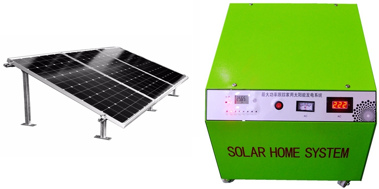 off grid solar system solution