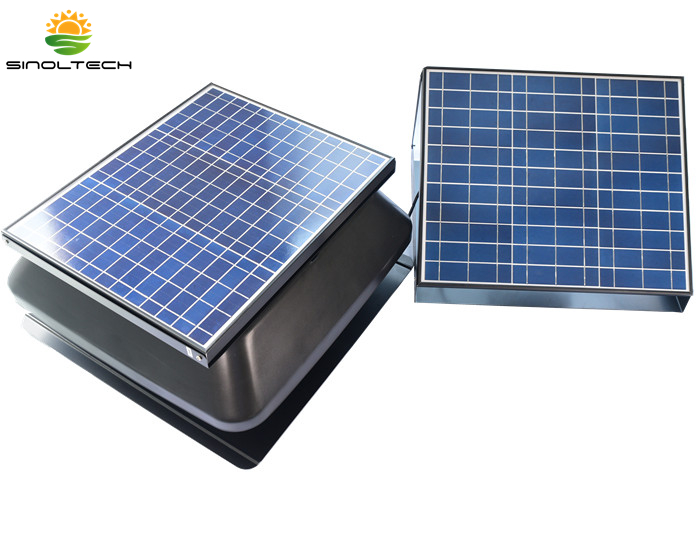 solar powered battery system