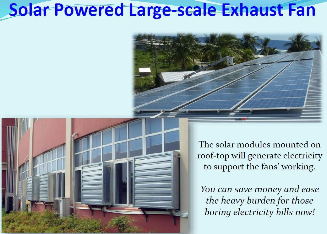solar ventilation system