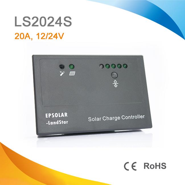 LS1024S Solar controller