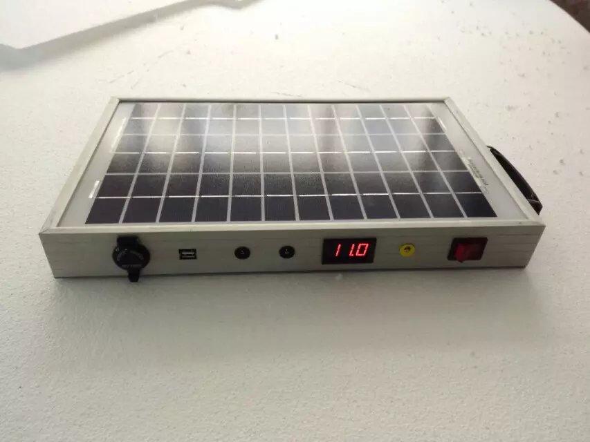 MINI Solar charger