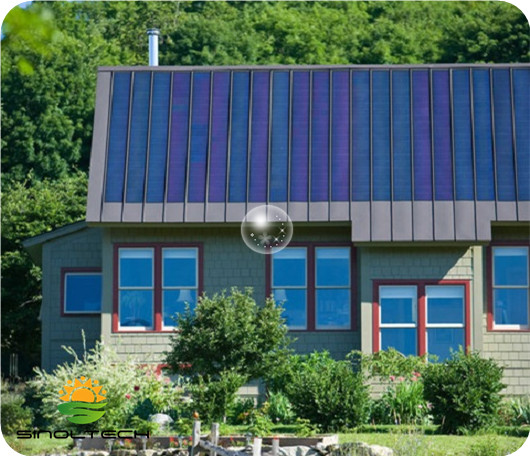 residential rooftop flexible Solar PV