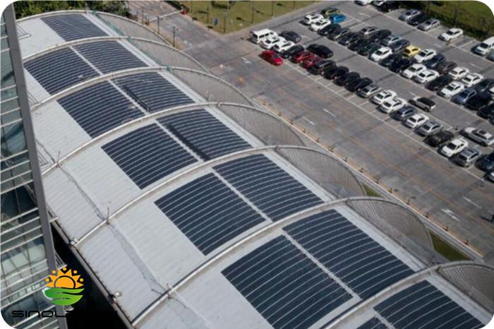 roofing solar system BIPV FLEX