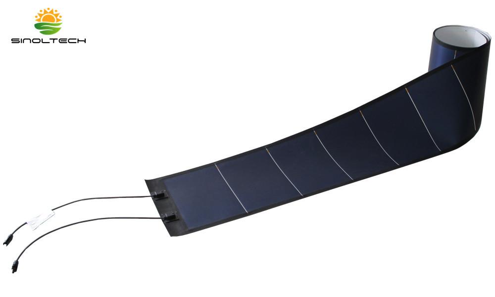 144W flexible solar panel