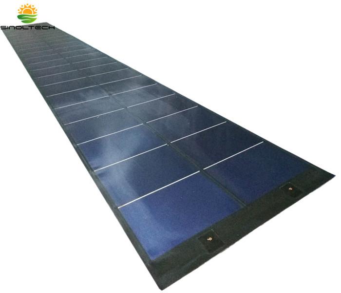 288W flexible solar module