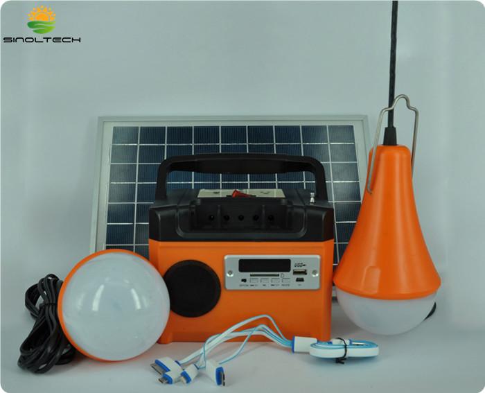 SP7, 10W Portable solar system