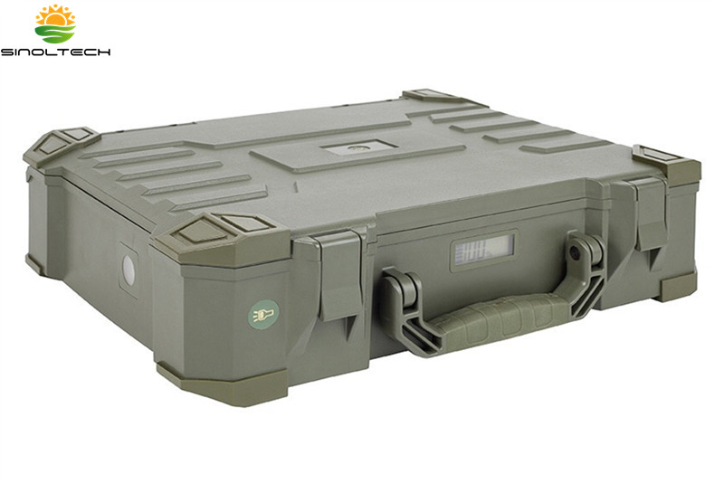 sinoltech 20w military solar generator