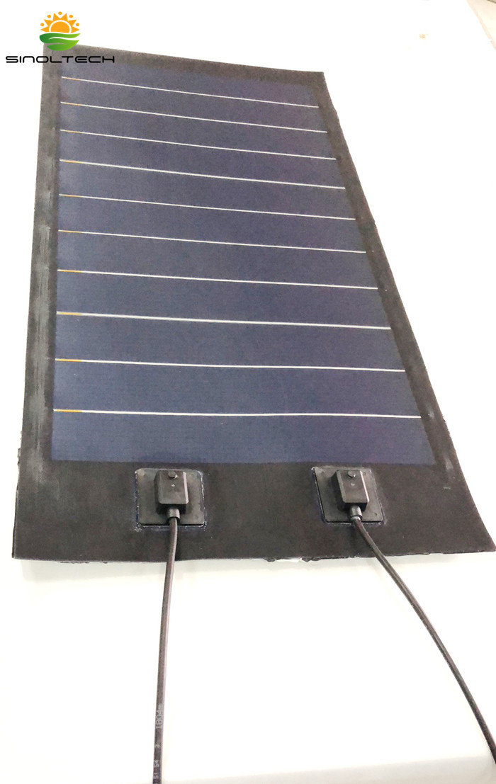 18W PVL-18 Thin film flex solar panel