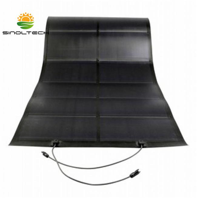 262W flexible solar module